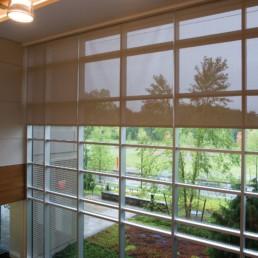 Tall Window Shades