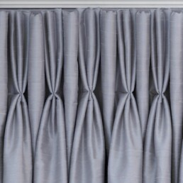 Pinch Pleat Drapes